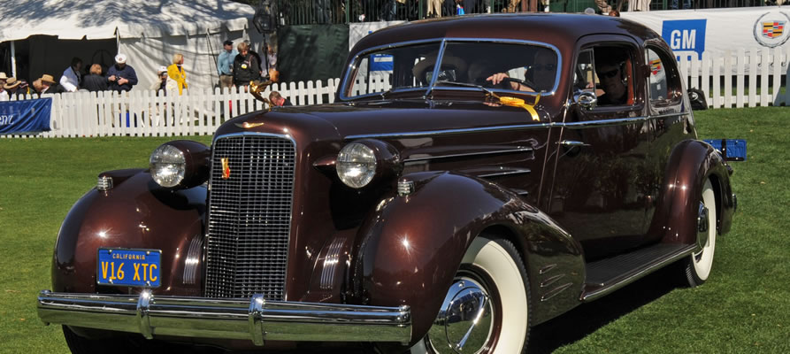 1937 Cadillac Series 90 - Picture #1