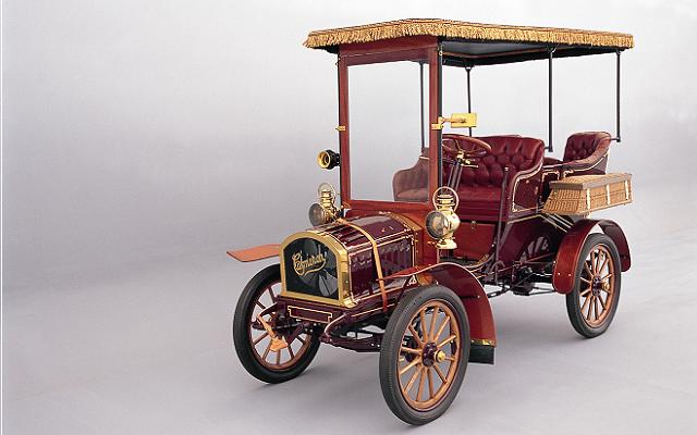 1904 Cameron Experimental J Light Touring